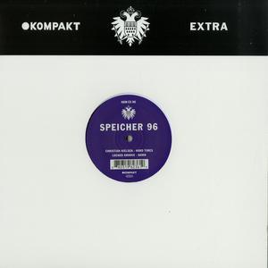 Christian Nielsen / Locked Groove-Speicher 96 / Kompakt