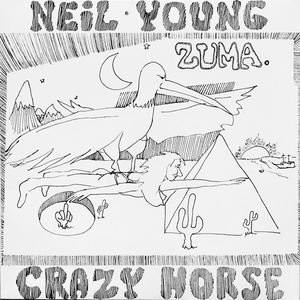 Neil Young With Crazy Horse-Zuma / Reprise Records