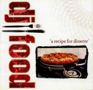 DJ Food-A Recipe For Disaster /  NINJA TUNE