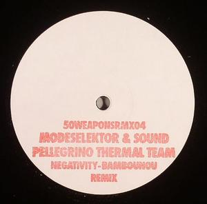 Modeselektor / Sound Pellegrino Thermal T.-Negativity / 50 WEAPONS