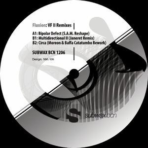 Fluxion-Vf I I Rmxs / Subwax Bcn