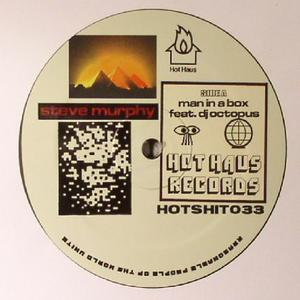 Steve Murphy-Man In The Box Ep /  Hot Haus