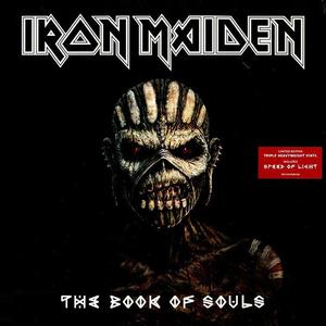 Iron Maiden-The Book Of Souls /  Parlophone