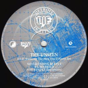 D.i.e Feat. The Men You'll Never See - The Unseen / Clone West Coast Series