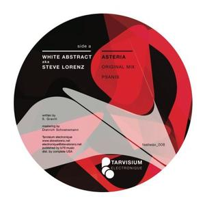 White Abstract Aka Steve Lorenz-Asteria / Tarvisium Electronique