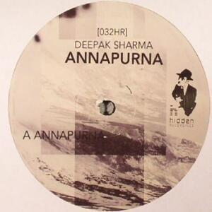 Deepak Sharma-Annapurna / Hidden Recordings
