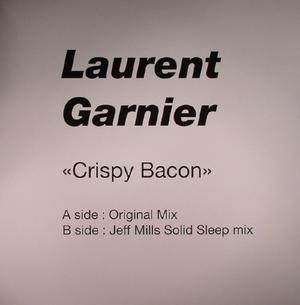Laurent Garnier-Crispy Bacon (Jeff Mills remix) / F Communications