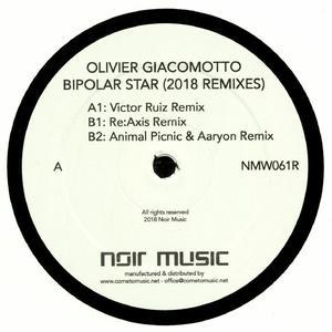 Olivier Giacomotto-Bipolar Star remixes /  Noir Music