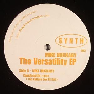 Mike Huckaby-The Versatility EP / SYNTH