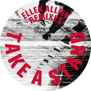 Ellen AllieN-Take A Stand Remixes / BPitch