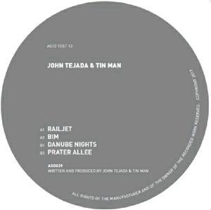 John Tejada & Tin Man-Acid Test 12 / Acid Test