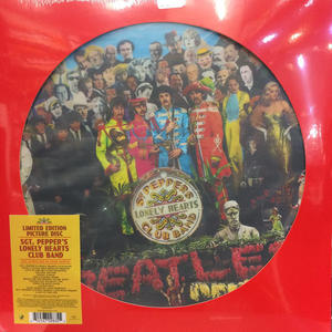 Beatles-Sgt. Pepper's Lonely Hearts Club Band / Apple Records