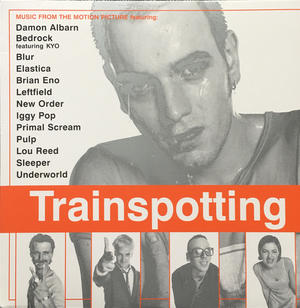 OST- Trainspotting (Music From The Motion Picture) /  Parlophone ‎