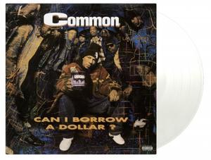 Common -Can I Borrow a Dollar? / Music On Vinyl