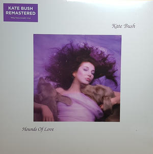 Kate Bush-Hounds Of Love /  Parlophone