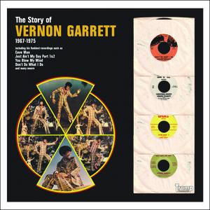 Vernon Garrett-The Story of Vernon Garrett / TRAMP RECORDS