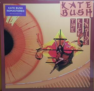 Kate Bush-The Kick Inside /  Parlophone