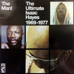 Isaac Hayes-The Man! / Stax