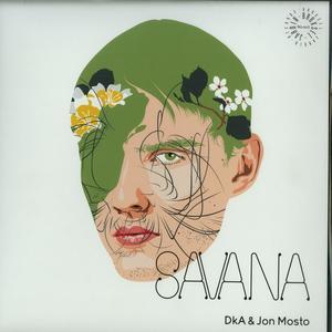 Dka & Jon Mosto-Savana EP / Bruexsel Jardin