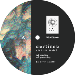 Martinou-Deep Sea Seated Concrete Solid / Sewer Sender