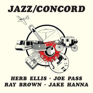 Joe Pass, Ray Brown, Jake Hanna, Herb Ellis-Jazz/Concord