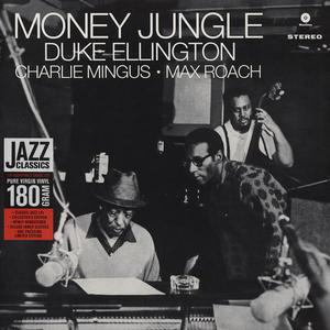 Duke Ellington • Charlie Mingus* • Max Roach-Money Jungle / WaxTime