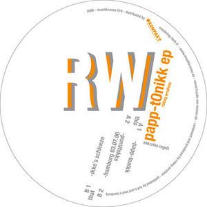 Robag Wruhme-Papp-Tonikk Ep / Musik Krause