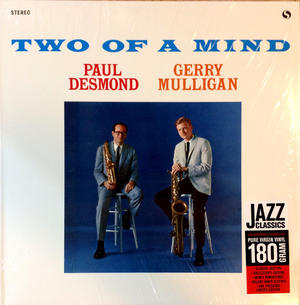 Paul Desmond / Gerry Mulligan-Two Of A Mind / Spiral Records