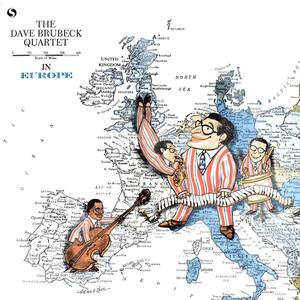Dave Brubeck Quartet-The Dave Brubeck Quartet In Europe / Spiral Records