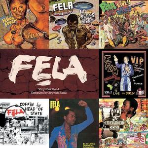 Fela Kuti-Vinyl Box Set 4