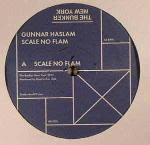 Gunnar Haslam-Scale Of Flam / The Bunker New York