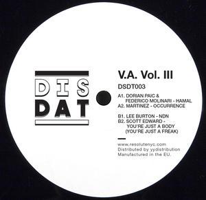 Va-Vol. III / DisDat