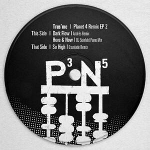 Trusme-Planet 4 Remix Ep 2 / Prime Numbers