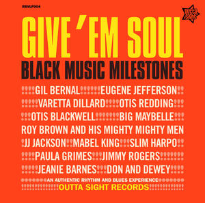 Va-Give Em Soul Vol.1 - Red Edition /  OUTTA SIGHT