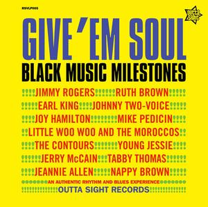 Va-Give Em Soul Vol.2 - Yellow Edition /  OUTTA SIGHT
