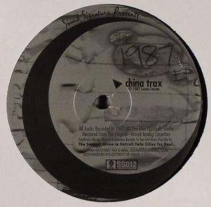 Leon Carson & Theo Parrish-The 1987 EP / Sound Signature