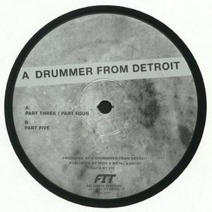 A Drummer From Detroit Aka Andres-Drums 2 / Fit