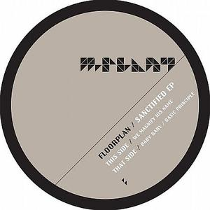 Floorplan Aka Robert Hood-Sanctified Ep / M Plant