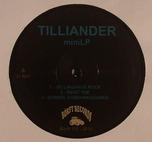 Tilliander-Mini Lp / Borft