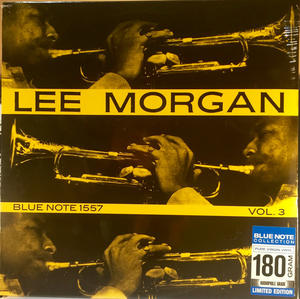 Lee Morgan-Vol. 3 / Blue Note