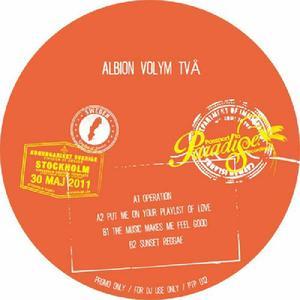 Albion-Volym Tva / Passport To Paradise Recordings