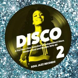 Va-Disco 2: A Further Fine Selection of Independent Disco, Modern Soul and Boogie 1976-80 Vol.2  / Soul Jazz