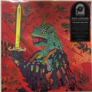 King Gizzard And The Lizard Wizard-12 Bar Bruise /  Flightless