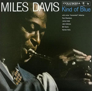Miles Davis-Kind Of Blue / Music On Vinyl