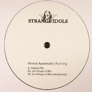 Almost Automatic-Running / Strange Idols Recordings