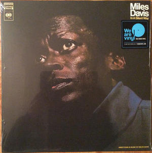 Miles Davis-In A Silent Way / Legacy