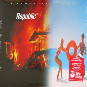 New Order-Republic / Vinyl Collector