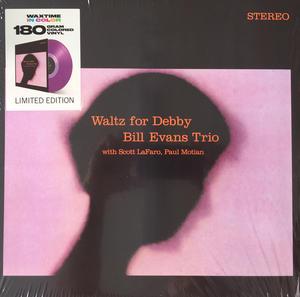 Bill Evans Trio-Waltz For Debby / WaxTime