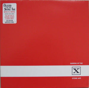 Queens Of The Stone Age – X /  Interscope Records