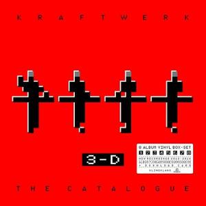 Kraftwerk-3-D the Catalogue / Parlophone